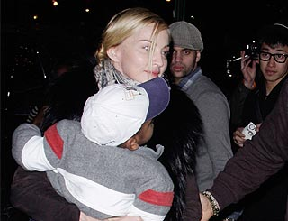 Madonna to adopt a second child from Malawi