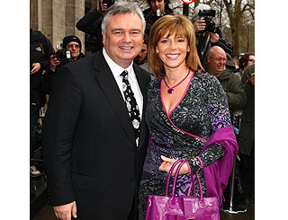 Eamonn Holmes pops question to long-term love Ruth Langsford