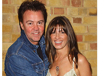 Paul Young reunites with wife after three years apart