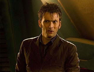 David Tennant reveals struggle to play Dr Who after time away