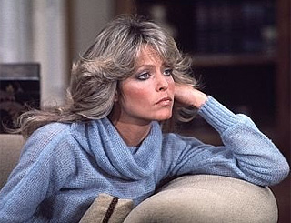 Farrah Fawcett 'in great spirits' as she leaves hospital