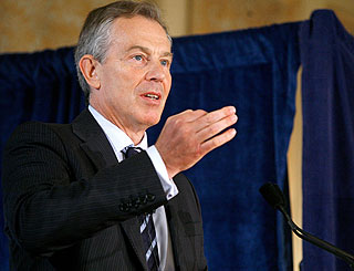 Tony Blair is highest-paid speaker in the world