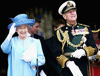 Prince Philip becomes longest serving royal spouse