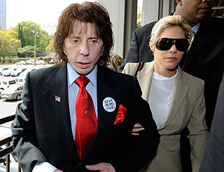 Phil Spector found guilty in murder trial