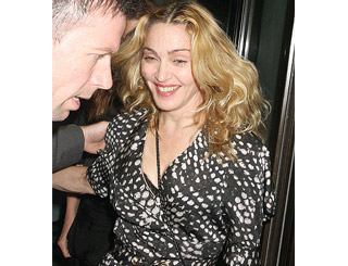 Madonna buys £27m London-style townhouse in NY
