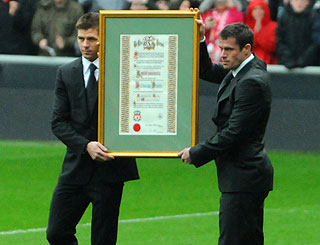 Star footballers remember Hillsborough victims