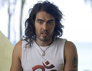 Russell Brand calls Mr Obama about West Ham fan status