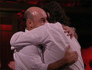 More tears on Hell's Kitchen as Bruce Grobbelaar quits