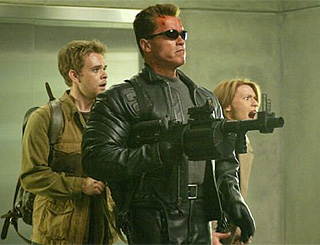 Arnie in the frame for virtual 'Terminator' cameo