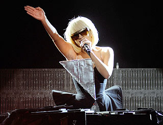 Record company tells Lady Gaga to take a month off