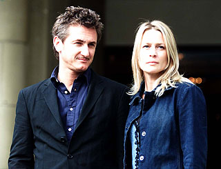 Sean Penn calls time on troubled marriage with wife Robyn