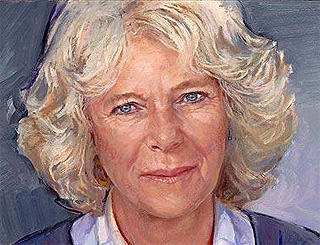 Prince Charles loans out informal portrait of Camilla