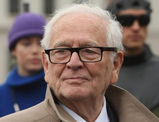 Pierre Cardin hospitalised after passing out