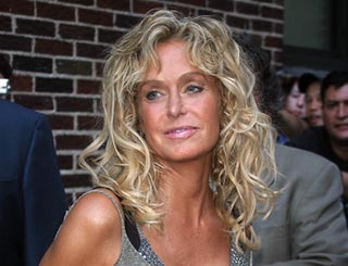 Farrah Fawcett speaks for first time about cancer battle