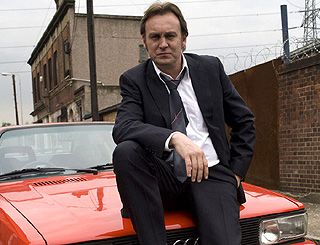 Philip Glenister eyes dream role at National Theatre