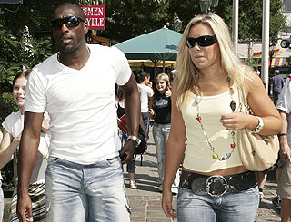 Footballer Sol Campbell to wed interior designer love