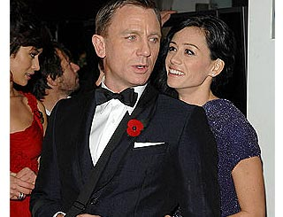 Daniel Craig tops poll of stars you'd like to to see wed in 2009