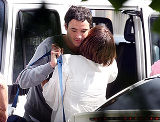 Jade Goody's widower Jack Tweed released from prison