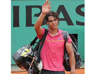 Rafael Nadal out of French Open in shock tennis defeat