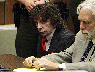 Phil Spector selling castle to fund appeal against sentence