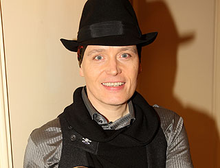 Adam Ant prepared to 'stand and deliver' once again