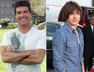 Simon Cowell eyes Zac Efron for 'Saturday Night Fever' remake