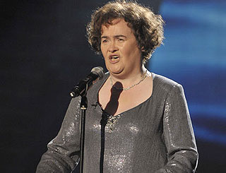 Susan Boyle will rehearse for Britain's Got Talent tour