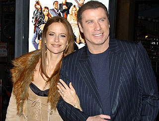 John Travolta thanks co-stars for stepping in as he grieved for son