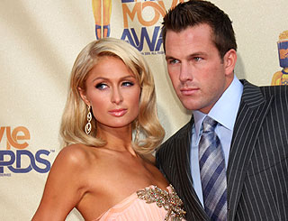 Paris Hilton splits with 'The Hills' star Doug Reinhardt