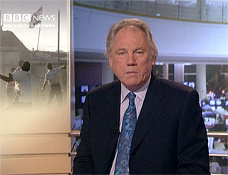 News reader Peter Sisson announces he'll retire this summer
