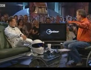 Identity of Top Gear's Stig revealed as Michael Schumacher