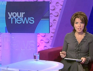 Natasha Kaplinsky to take £300,000 pay cut for more baby time