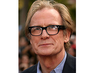 Bill Nighy to play 'goodie' in next Harry Potter flick