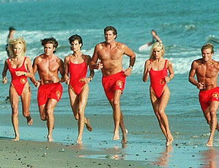 Baywatch bods to make a comeback in big screen movie