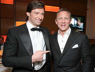 Daniel Craig and Hugh Jackman to share Broadway stage