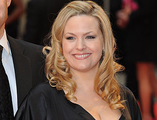 EastEnders actress Jo Joyner 'delighted' to be expecting twins