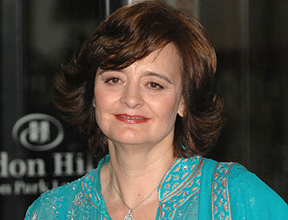 Swine flu forces Cherie Blair to cancel Liverpool trip