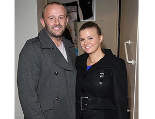 Kerry Katona 'distraught' as husband Mark requests divorce