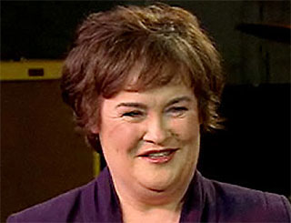 Susan Boyle plans to crack America with November trip