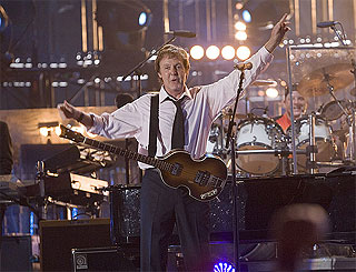 Paul McCartney to embark on his big farewell tour in 2010