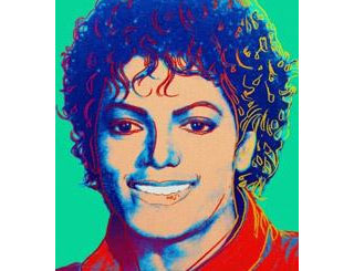 Andy Warhol's king of pop painting expected to fetch millions