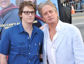 Michael Douglas' son arrested on drugs charge, say reports