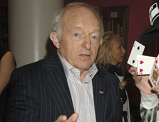 Paul Daniels' letter of support helps son escape jail sentence