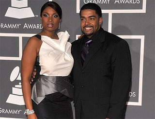 Baby boy joy for Jennifer Hudson and fiancé David