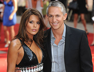 Details of Gary Lineker's £250,000 wedding revealed