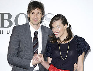 Milla Jovovich to wear homemade wedding dress on her big day