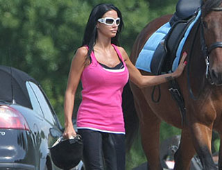 Business savvy Katie Price launches production company