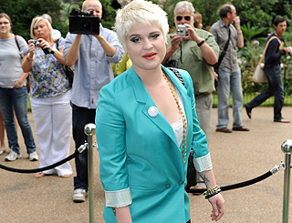 Kelly Osbourne 'absolutely terrified' about US dance show
