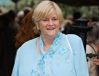 Anne Widdecombe eager to strut her stuff on Strictly
