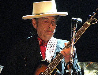 Bob Dylan could become new voice of sat-nav system